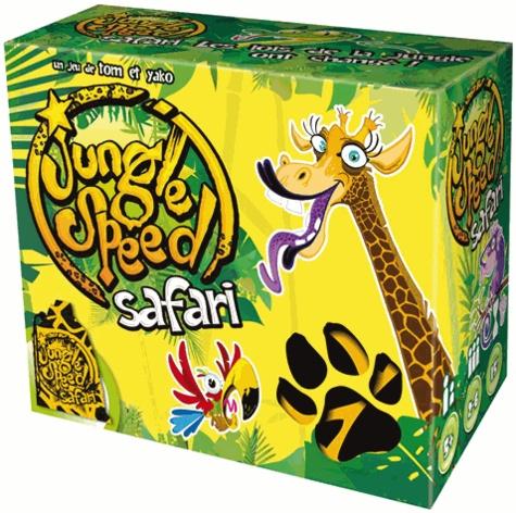 ASMODEE - Jungle Speed Safari