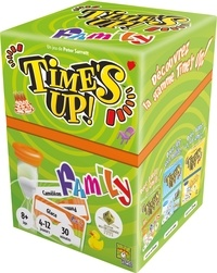 ASMODEE - Time's Up! Family