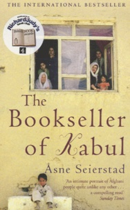 Asne Seierstad - The Bookseller of Kabul.