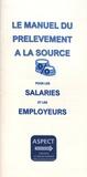 Aspect Recrutement - Le manuel du prélèvement à la source pour les salariés et les employeurs.