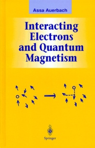 Ucareoutplacement.be INTERACTING ELECTRONS AND QUANTUM MAGNETISM Image