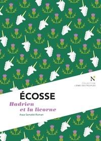 Assa Samaké-Roman - Ecosse - Hadrien et la licorne.