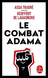 Assa Traoré et Geoffroy de Lagasnerie - Le Combat Adama.