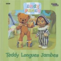 Assaad-E Saab - Teddy longues jambes.