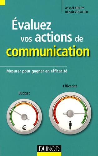 Evaluez vos actions de communication. Mesurer pour gagner en efficacité