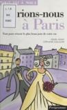 Assaël Adary et Stéphanie Guillaume - Marions-nous à Paris.