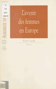 Assemblée nationale - L'Avenir des femmes en Europe.