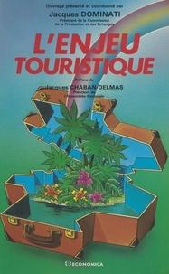 Assemblée nationale et Jacques Dominati - L'enjeu touristique - Colloque organisé par la Commission de la production et des échanges de l'Assemblée nationale.