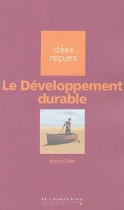 Assen Slim - Le développement durable.