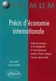 Assen Slim et Farid El Alaoui - Précis d'économie internationale.