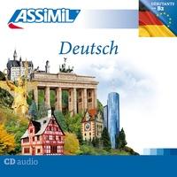 Histoiresdenlire.be Deutsch - 4 CD-Audio Image