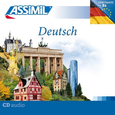 Assimil - Deutsch - 4 CD-Audio.