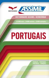 Assimil - Dictionnaire portugais-français, français-portugais.