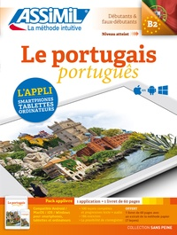 Assimil - Le portugais - Pack Applivre : 1 application et 1 livret de 60 pages.
