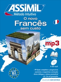 Assimil - O novo francês sem custo. 1 CD audio MP3
