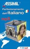 Federico Benedetti - Perfezionamento dell'italiano. 1 CD audio MP3