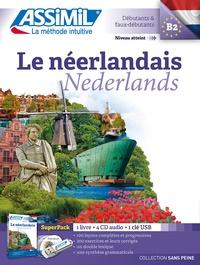 Ineke Paupert - Superpack le néerlandais - Contient : 1 livre, 1 clé USB. 4 CD audio