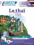 Claude Berrouet et Sirikul Nguyen - Superpack Le thaï - Contient 1 livre, 1 clé USB. 2 CD audio MP3