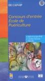 Assistance Publique-HP - Concours d'entrée Ecole de puériculture - Epreuves de sélection, 1998-2002.