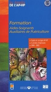 Formation Aides-soignants Auxiliaires de puériculture - Epreuves de sélection 2000-2003.pdf