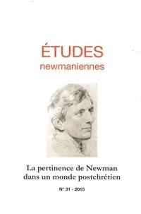Asso Fr des amis John Newman - Etudes newmaniennes.