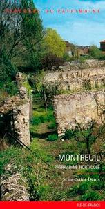 ASSOC. DES MURS A PECHES - Montreuil patrimoine horticole.