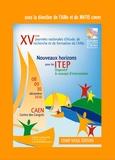 Association Aire - Nouveaux horizons pour les ITEP - Dispositif et concept d'intervention.