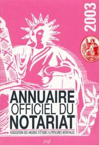 Annuaire officiel du notariat 2003.pdf