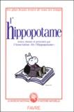 "Association ""de l'hippopotame"" - L'hippopotame."