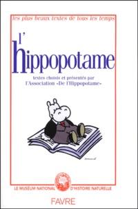 Histoiresdenlire.be L'hippopotame Image