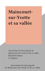 Association de Sauvegarde de M et Élisabeth Palmer - Maincourt-sur-Yvette et sa vallée.