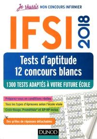 Association Didasko Santé - IFSI Tests d'aptitude 12 concours blancs - 1 300 tests adaptés à votre future école.