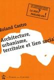 Association Emmaüs - Architecture, urbanisme, territoire et lien social - Mercredi 29 mars 2006.