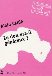 """Association Emmaüs - Le don est-il généreux ? - Conférence-débat """"La rue ? Parlons-en !"""" 18 octobre 2004."""