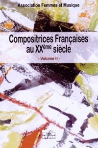 Checkpointfrance.fr Compositrices françaises au XXe siècle - Volume 2 Image