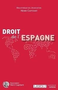 Association Henri Capitant - Droit de l'Espagne.