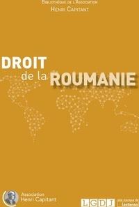 Association Henri Capitant - Droit de la Roumanie.