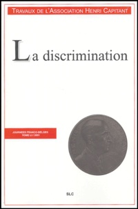 Histoiresdenlire.be La discrimination - Journées franco-belges 2001 Image