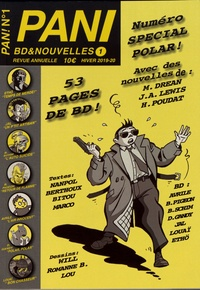 Jean-Louis Aguila - Pan ! BD & Nouvelles N° 1, hiver 2019-202 : Numéro spécial polar.