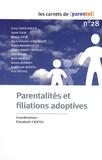 Elisabeth Castel - Les carnets de parentel N° 28, Mai 2008 : Parentalités et filiations adoptives.