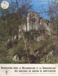 Association pour la restaurati - Association pour la restauration et la conservation des châteaux du canton de Wintzenheim.