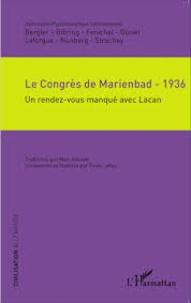 Deedr.fr Le Congrès de Marienbad 1936 - Un rendez-vous manqué avec Lacan Image