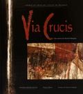 Association Saint Clair - Via Crucis, chemin de croix de l'église de Brignais - Une oeuvre de Patrick Marquès.