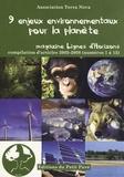 Association Terra Nova - 9 enjeux environnementaux pour la planète - Lignes d'horizons, compilation d'articles 2005-2008.