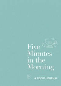 Aster - Five Minutes in the Morning - A Focus Journal.