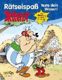 Asterix: Rätselspaß - Teste dein Wissen.