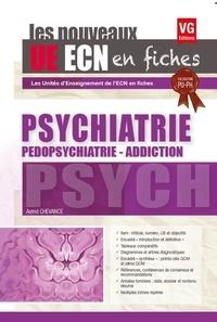 Astrid Chevance - Psychiatrie - Pédopsychiatrie - Addiction.