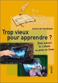 Feriasdhiver.fr Trop vieux pour apprendre ? Image