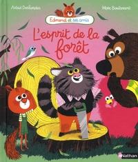 Astrid Desbordes et Marc Boutavant - L'esprit de la forêt.