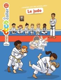 Astrid Dumontet et Martin Desbat - Le judo.